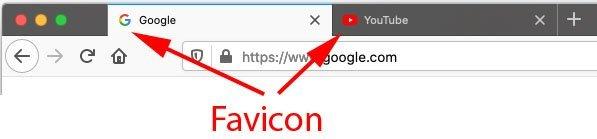 Wat is een Favicon