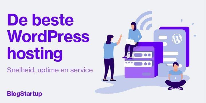 Beste WordPress hosting providers Nederland vergelijken
