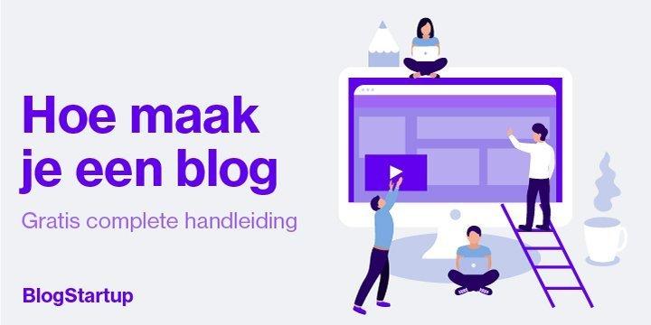 Blog maken (en geld verdienen) in 2020 - Gratis handleiding om te beginnen met bloggen