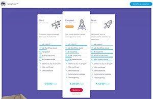 Wordpress hosting Xel Media